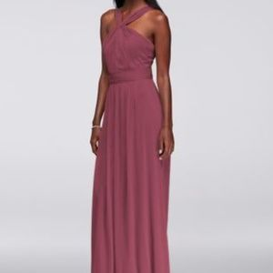 Davids Bridal Bridesmaids Dress Size 18